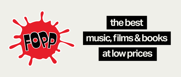 Home - Fopp - the best music, films & books at low prices