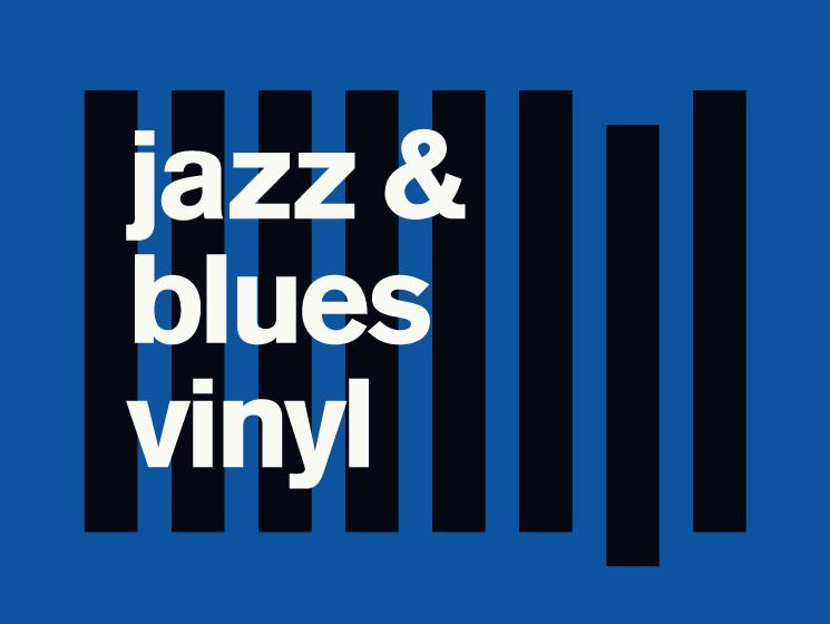 jazz and blues vinyl