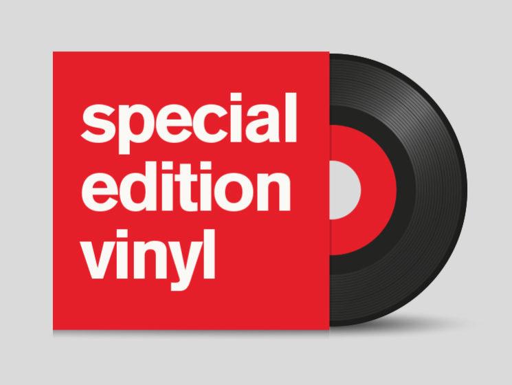 special edition vinyl