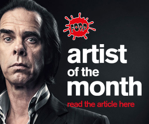 Fopp Artist of the Month: Nick Cave