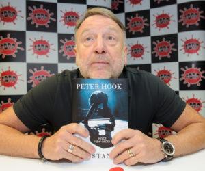 Peter Hook - FOPP Covent Garden