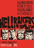 HELLRAISERS - covers